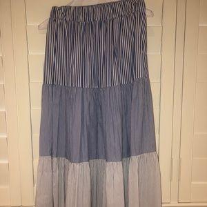 Zara Women's midi skirt